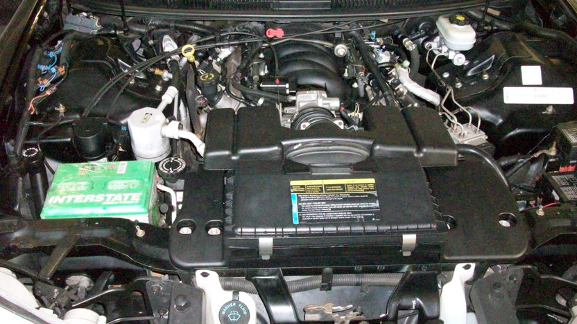 2002 Chevrolet Camaro Police Car presented as lot F162 at Dallas, TX 2011 - image4