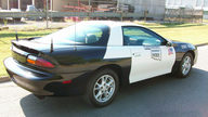 2002 Chevrolet Camaro Police Car presented as lot F162 at Dallas, TX 2011 - thumbail image2