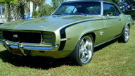 1969 Chevrolet Camaro RS/SS 396/350 HP, 4-Speed presented as lot F236 at Dallas, TX 2011 - thumbail image5