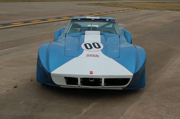 1970 Chevrolet Corvette Race Car The Last Delmo Johnson Corvette presented as lot F265 at Dallas, TX 2011 - image2