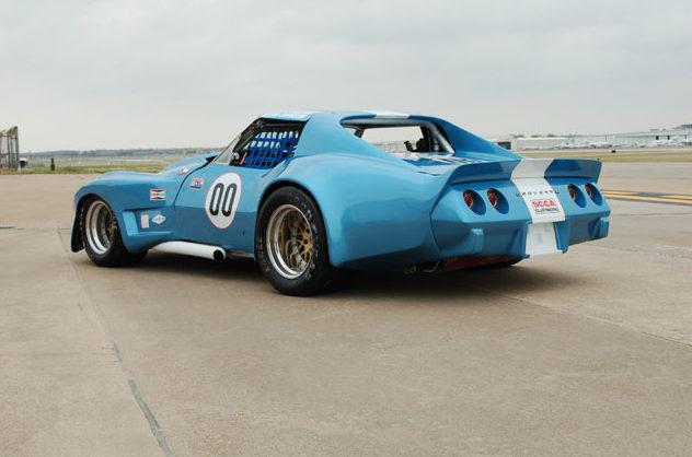 1970 Chevrolet Corvette Race Car The Last Delmo Johnson Corvette presented as lot F265 at Dallas, TX 2011 - image3