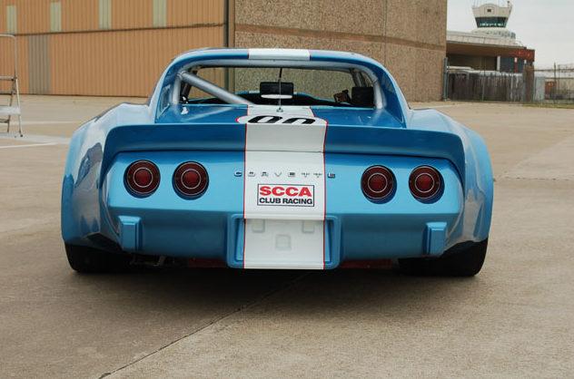 1970 Chevrolet Corvette Race Car The Last Delmo Johnson Corvette presented as lot F265 at Dallas, TX 2011 - image4