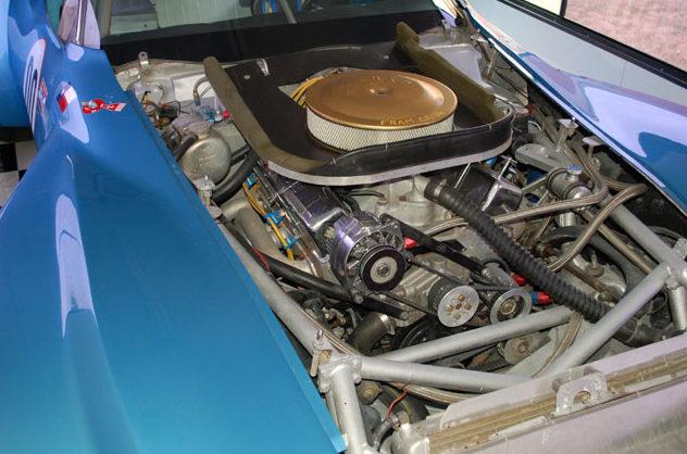 1970 Chevrolet Corvette Race Car The Last Delmo Johnson Corvette presented as lot F265 at Dallas, TX 2011 - image5
