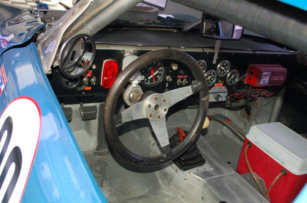 1970 Chevrolet Corvette Race Car The Last Delmo Johnson Corvette presented as lot F265 at Dallas, TX 2011 - image6