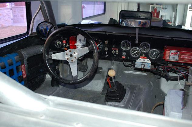 1970 Chevrolet Corvette Race Car The Last Delmo Johnson Corvette presented as lot F265 at Dallas, TX 2011 - image7