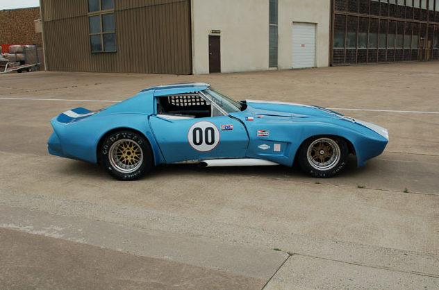 1970 Chevrolet Corvette Race Car The Last Delmo Johnson Corvette presented as lot F265 at Dallas, TX 2011 - image8