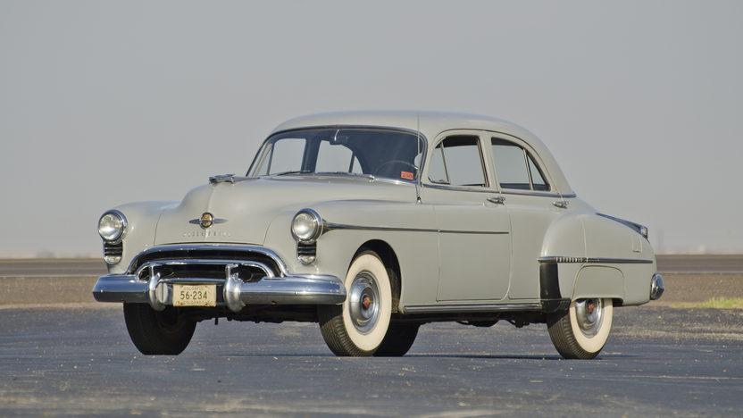 1950 oldsmobile 88 4 door mecum dallas 2011 s171 for 1950 oldsmobile 4 door