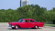1957 Ford Custom Phase 1 Factory Supercharged presented as lot S90 at Dallas, TX 2011 - thumbail image3