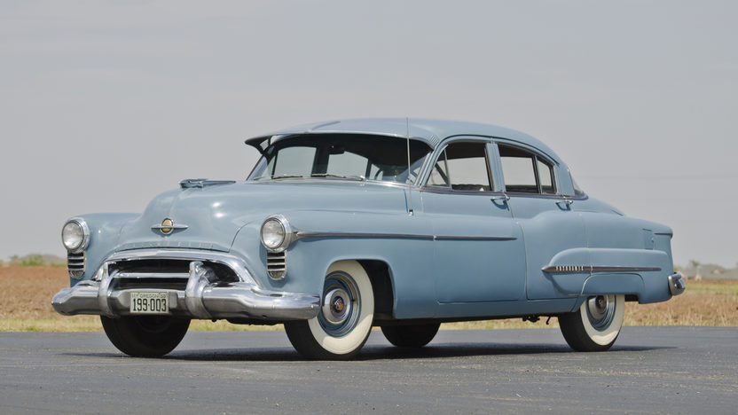 1950 oldsmobile 98 4 door sedan mecum dallas 2011 s172 for 1950 oldsmobile 4 door