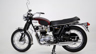 1967 Triumph Bonneville T120r 650 CC presented as lot T56 at Dallas, TX 2011 - thumbail image2