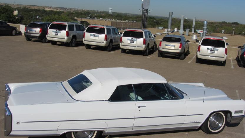 1966 Cadillac Eldorado Biarritz Convertible Mecum Dallas