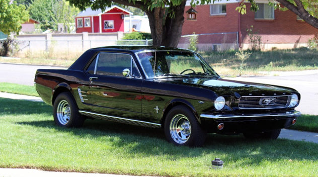 1966 Ford Mustang 302 325 Hp 4 Speed Mecum Auctions