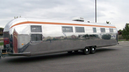 1962 Western Pacific 40' Airstream