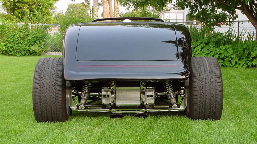1933 Ford Alloway Speedster Mecum Denver 2015 S144
