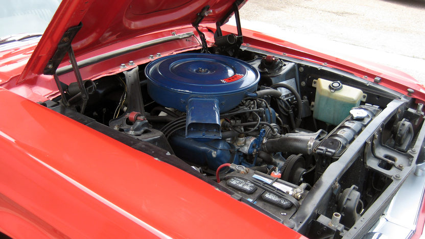 1968 Ford Mustang High Country Special 289 CI, 4-Speed ...