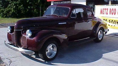 1940 Chevrolet 2-Door Coupe Street Rod