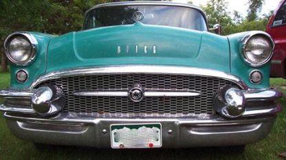 1955 Buick Special 4-Door Hardtop