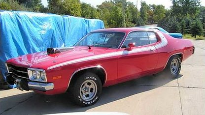 1973 Plymouth Road Runner Hardtop