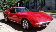1971 Chevrolet Corvette Coupe 454/365 HP, Automatic presented as lot F23 at Kissimmee, FL 2009 - thumbail image2