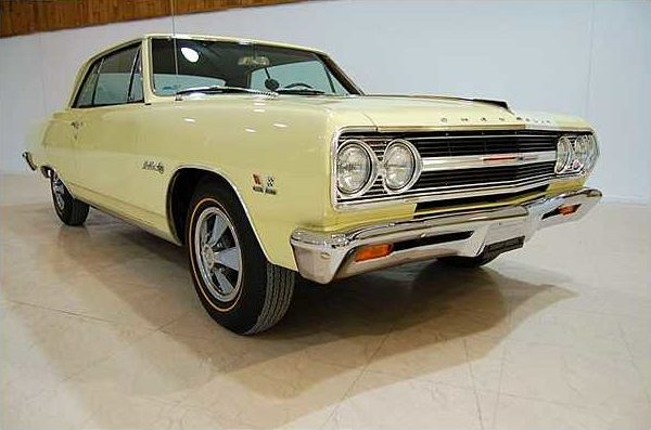 1965 Chevrolet Chevelle Hardtop Z16 396/375 HP, 4-Speed presented as lot S148 at Kissimmee, FL 2009 - image2