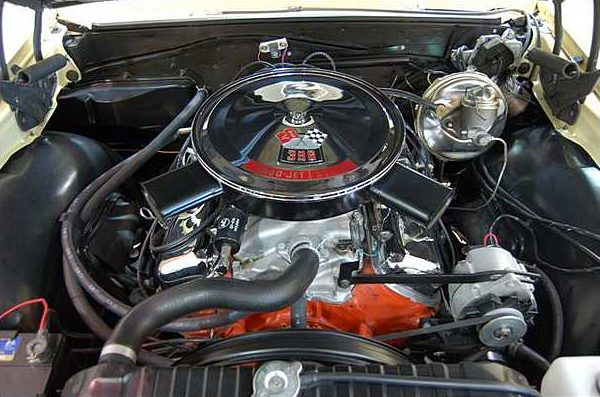 1965 Chevrolet Chevelle Hardtop Z16 396/375 HP, 4-Speed presented as lot S148 at Kissimmee, FL 2009 - image7