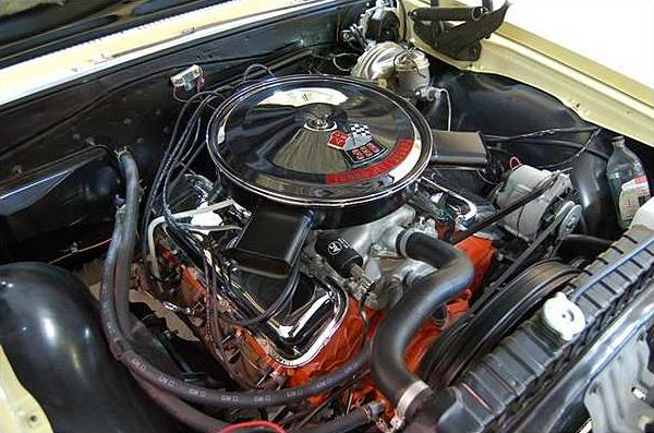 1965 Chevrolet Chevelle Hardtop Z16 396/375 HP, 4-Speed presented as lot S148 at Kissimmee, FL 2009 - image8