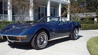 1972 Chevrolet Corvette Convertible 350/200 HP, Automatic presented as lot F151 at Kissimmee, FL 2009 - thumbail image4
