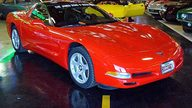 1997 Chevrolet Corvette Coupe LS1, 6-Speed Manual, VIN #007 presented as lot F262 at Kissimmee, FL 2009 - thumbail image3