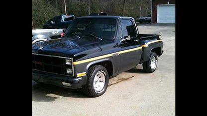 1981 GMC Street Coupe Pickup
