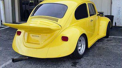 1974 Volkswagen Beetle 2-Door
