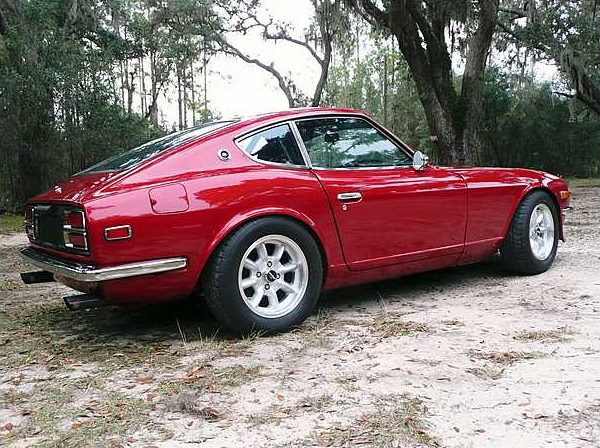1974 Datsun 260Z 2-Door 5-Speed presented as lot T203 at Kissimmee, FL 2010 - image3