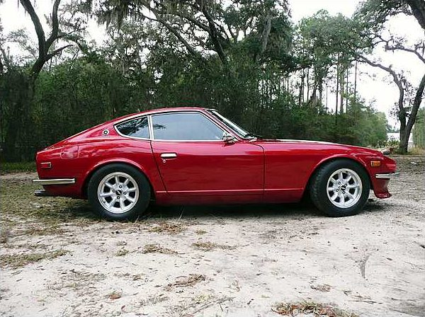 1974 Datsun 260Z 2-Door 5-Speed presented as lot T203 at Kissimmee, FL 2010 - image8
