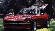 1974 Datsun 260Z 2-Door 5-Speed presented as lot T203 at Kissimmee, FL 2010 - thumbail image4