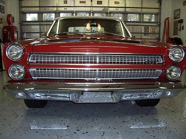 1966 Mercury Comet Cyclone GT Convertible Commemorative Indy Pace Car Edition presented as lot F100 at Kissimmee, FL 2010 - image2