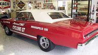 1966 Mercury Comet Cyclone GT Convertible Commemorative Indy Pace Car Edition presented as lot F100 at Kissimmee, FL 2010 - thumbail image3