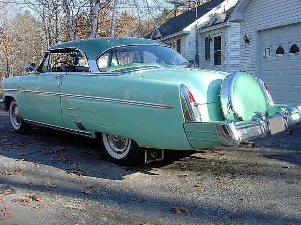 1953 Mercury Monterey 2-door Hardtop 125 HP Flathead, 3-Speed Manual presented as lot F178 at Kissimmee, FL 2010 - image2