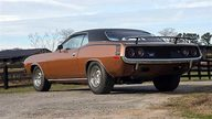 1972 Plymouth Cuda Coupe 340 CI, 4-Speed presented as lot F264 at Kissimmee, FL 2010 - thumbail image2