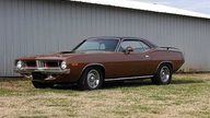 1972 Plymouth Cuda Coupe 340 CI, 4-Speed presented as lot F264 at Kissimmee, FL 2010 - thumbail image3
