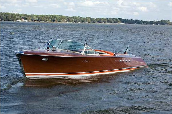 1966 Riva Super Aquarama Hull #125 Carlo Riva/Cal Connell Series II Prototype presented as lot S159 at Kissimmee, FL 2010 - image2