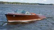 1966 Riva Super Aquarama Hull #125 Carlo Riva/Cal Connell Series II Prototype presented as lot S159 at Kissimmee, FL 2010 - thumbail image2