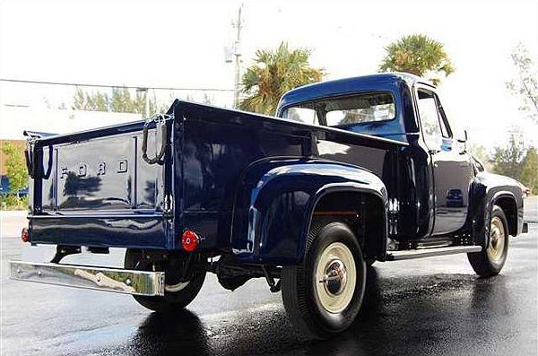 1953 Ford F250 Pickup 3-Speed  presented as lot S256 at Kissimmee, FL 2010 - image2