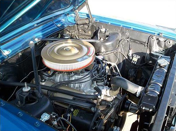1964 Ford Fairlane Sport Coupe 289/271 HP, 4-Speed presented as lot S176 at Kissimmee, FL 2010 - image3