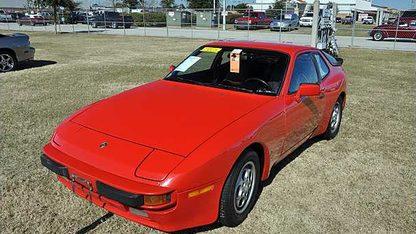 1987 Porsche 944 2-Door