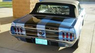 1967 Ford Mustang Convertible 289 CI presented as lot W13 at Kissimmee, FL 2011 - thumbail image2