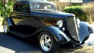 1934 Ford  Coupe 302/300 HP presented as lot W35 at Kissimmee, FL 2011 - thumbail image2