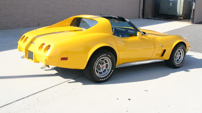 1977 Chevrolet Corvette 350/385 HP, Automatic presented as lot W36 at Kissimmee, FL 2011 - image7
