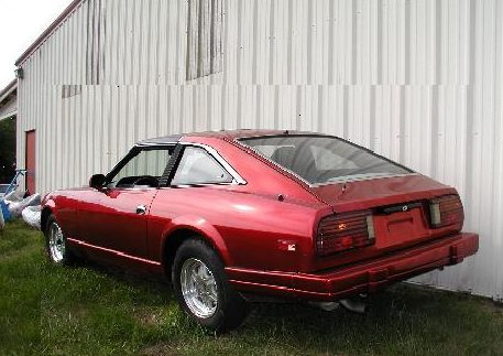1983 Datsun 280ZX Automatic presented as lot W44 at Kissimmee, FL 2011 - image2