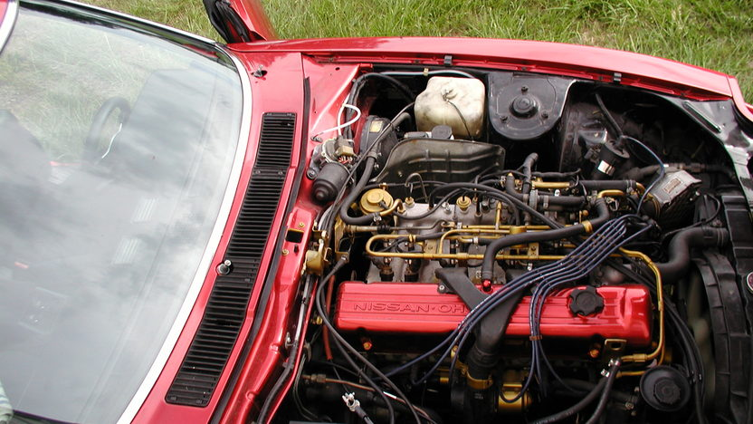 1983 Datsun 280ZX Automatic presented as lot W44 at Kissimmee, FL 2011 - image6
