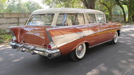 1957 Chevrolet Bel Air Station Wagon 283 CI, Automatic presented as lot W55 at Kissimmee, FL 2011 - thumbail image2