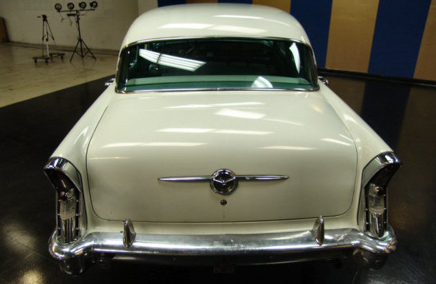 1956 Buick Special 4-Door Sedan 322/220 HP, Automatic presented as lot W156 at Kissimmee, FL 2011 - image5